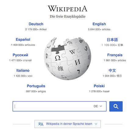 Wikipedia - Wikipedia Backlink